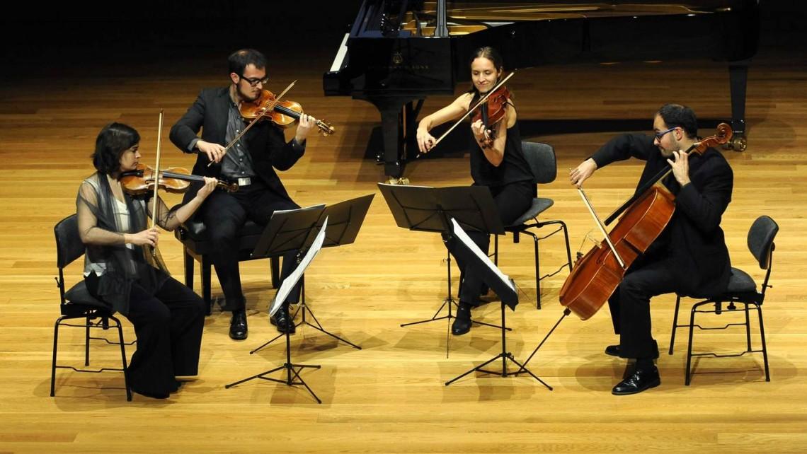Concurso de Musica de Camara en el CCMD.
